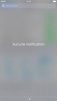 Apple Apple iPhone 6 Plus iOS 10 - iOS features - Personnaliser les notifications - Étape 14