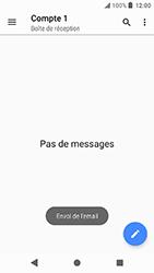 Sony Xperia X Compact - Android Oreo - E-mail - envoyer un e-mail - Étape 16