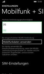 Microsoft Lumia 532 - Netzwerk - Netzwerkeinstellungen ändern - 6 / 7