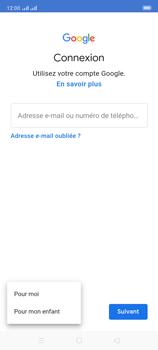 Oppo A9 2020 - Applications - Créer un compte - Étape 6