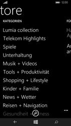Microsoft Lumia 535 - Apps - Installieren von Apps - Schritt 12