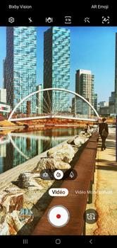 Samsung Galaxy Note 10 - Photos, vidéos, musique - Créer une vidéo - Étape 12