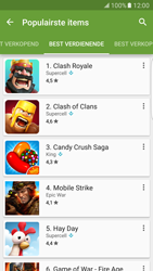 Samsung Galaxy S7 Edge (G935) - apps - app store gebruiken - stap 9