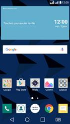 LG K8 - Bluetooth - connexion Bluetooth - Étape 1