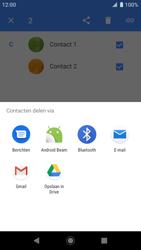 Sony xperia-xz-premium-g8141-android-pie - Contacten en data - Contacten overzetten via Bluetooth - Stap 7