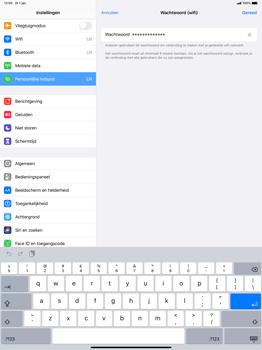 Apple ipad-pro-12-9-inch-2018-Model A1895-ipados-13 - WiFi - Mobiele hotspot instellen - Stap 5