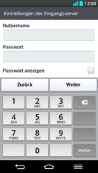 LG G2 - E-Mail - Konto einrichten - Schritt 11