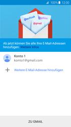 Samsung Galaxy S6 Edge - E-Mail - Konto einrichten (gmail) - 16 / 19