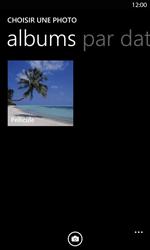 Nokia Lumia 820 LTE - E-mail - Envoi d