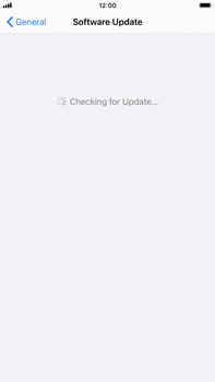 Apple iPhone 6s Plus - iOS 14 - Software - Installing software updates - Step 5