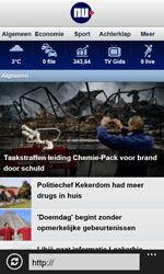 HTC Windows Phone 8S - internet - hoe te internetten - stap 11