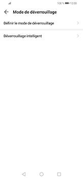 Huawei P30 lite - Sécuriser votre mobile - Activer le code de verrouillage - Étape 5