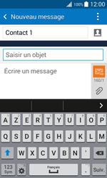 Samsung Galaxy Trend 2 Lite - Contact, Appels, SMS/MMS - Envoyer un MMS - Étape 11