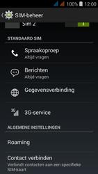 Acer Liquid Z520 - Internet - dataroaming uitschakelen - Stap 5