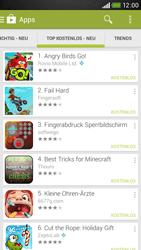 HTC Desire 601 - Apps - Herunterladen - 11 / 20