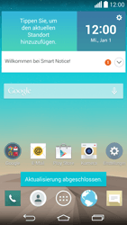 LG D722 G3 S - Internet - Automatische Konfiguration - Schritt 8
