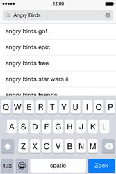 Apple iPhone 4S (iOS 8) - apps - app store gebruiken - stap 13