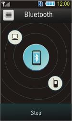 Samsung S8300 Ultra Touch - Bluetooth - Headset, carkit verbinding - Stap 7