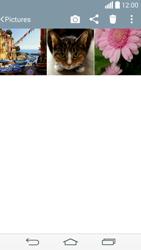 LG D855 G3 - Photos, vidéos, musique - Envoyer une photo via Bluetooth - Étape 5