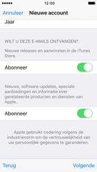 Apple iPhone 5 iOS 9 - Applicaties - Account aanmaken - Stap 17