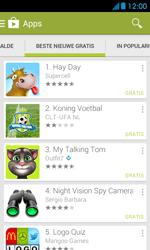 Huawei Ascend Y300 - apps - app store gebruiken - stap 11