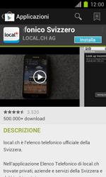 Samsung Galaxy S II - Applicazioni - Installazione delle applicazioni - Fase 7