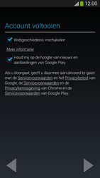 Samsung Galaxy S4 VE 4G (GT-i9515) - Applicaties - Account aanmaken - Stap 18