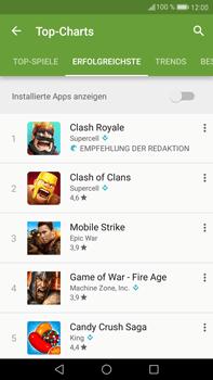 Huawei Mate 9 - Apps - Herunterladen - Schritt 8