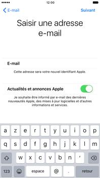 Apple iPhone 7 Plus - Premiers pas - Créer un compte - Étape 25