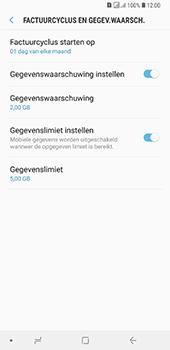 Samsung Galaxy A7 (2018) - internet - mobiele data managen - stap 13