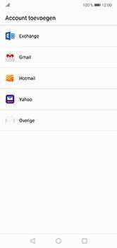 Huawei P20 Lite - E-mail - handmatig instellen (outlook) - Stap 4
