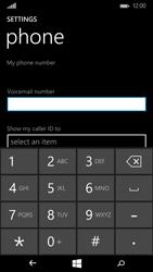 Microsoft Lumia 535 - Voicemail - Manual configuration - Step 7