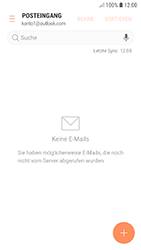 Samsung Galaxy A5 (2017) - Android Oreo - E-Mail - Konto einrichten (outlook) - Schritt 5