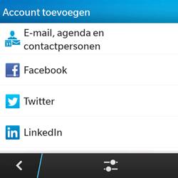 BlackBerry Q5 - E-mail - Handmatig instellen - Stap 6