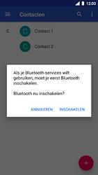 Nokia 5 - Android Oreo - Contactgegevens overzetten - delen via Bluetooth - Stap 9