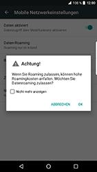 BlackBerry DTEK 50 - Ausland - Im Ausland surfen – Datenroaming - 10 / 13