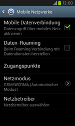 Samsung Galaxy S2 Plus - Ausland - Im Ausland surfen – Datenroaming - 8 / 11
