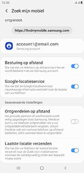 Samsung Galaxy J6 Plus - Toestel - stel Zoek mijn mobiel in - Stap 9