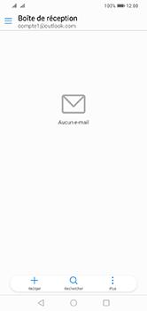 Huawei Y7 (2019) - E-mail - Configuration manuelle (outlook) - Étape 7