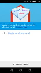 Huawei Y5 II Dual Sim - E-mails - Ajouter ou modifier votre compte Gmail - Étape 5
