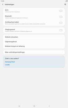 Samsung galaxy-tab-a-10-5-sm-t595-android-pie - Internet - Handmatig instellen - Stap 7