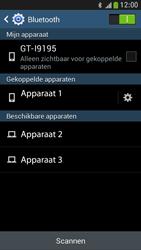 Samsung I9195 Galaxy S IV Mini LTE - Bluetooth - koppelen met ander apparaat - Stap 10