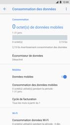 Nokia 8 - Internet et roaming de données - Comment vérifier que la connexion des données est activée - Étape 7