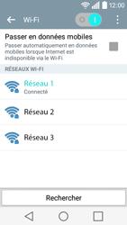 LG H320 Leon 3G - Wifi - configuration manuelle - Étape 7