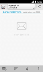 Huawei Ascend Y330 - E-mail - Account instellen (IMAP met SMTP-verificatie) - Stap 4