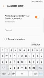 Samsung Galaxy S6 Edge (G925F) - Android Nougat - E-Mail - Konto einrichten - Schritt 12