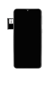 Samsung Galaxy A40 - Device - Insert SIM card - Step 7