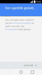 LG Leon 3G (H320) - apps - account instellen - stap 10