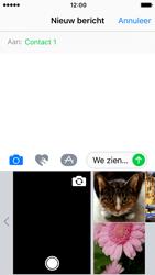 Apple iPhone SE - iOS 10 - MMS - Afbeeldingen verzenden - Stap 9