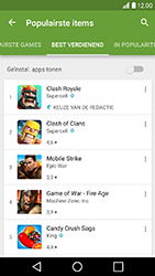 LG K10 (2017) - apps - app store gebruiken - stap 8